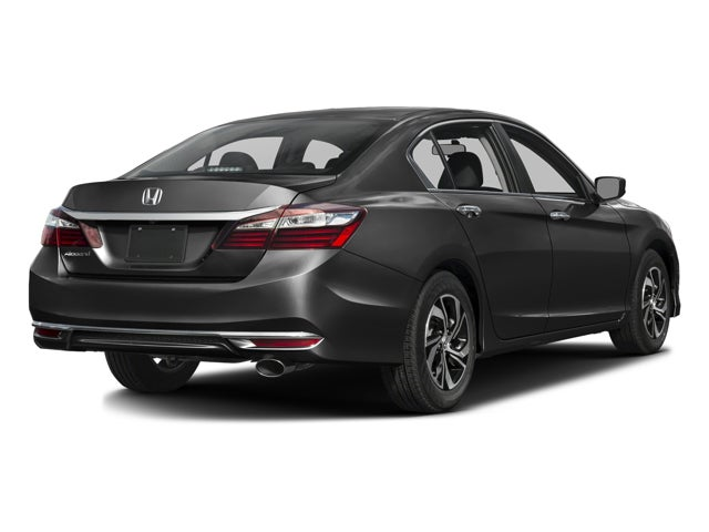 2016 Honda Accord Sedan Lx In Madison Wi Zimbrick Buick Gmc Eastside