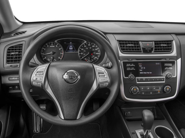 Nissan Altima 2.5S >> 2017 Nissan Altima 2 5 S