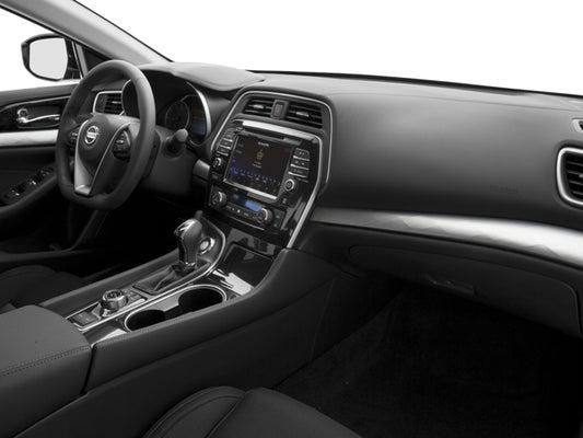 2017 Nissan Maxima Sv In Madison Wi Zimbrick Buick Gmc Eastside