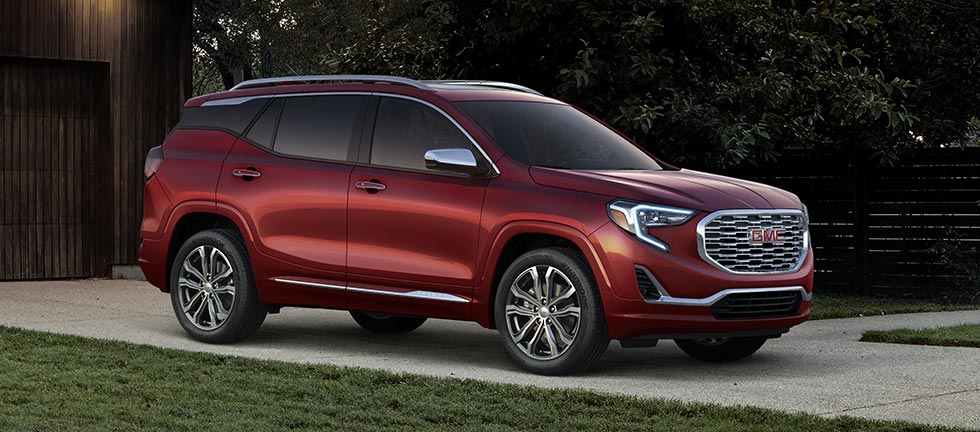How You Can Conquer The Outdoors This Summer In The 2018 Gmc Terrain