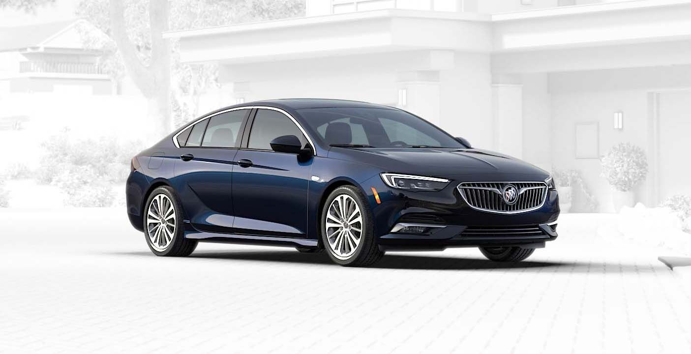Why the 2018 Buick Regal Sportback Is More Than Just a ...