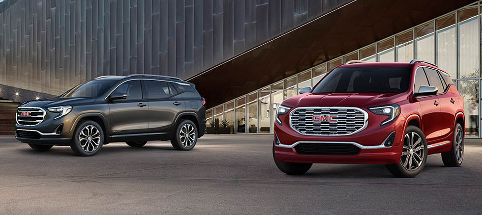 2018 Gmc Terrain Vs 2017 The Showdown Begins