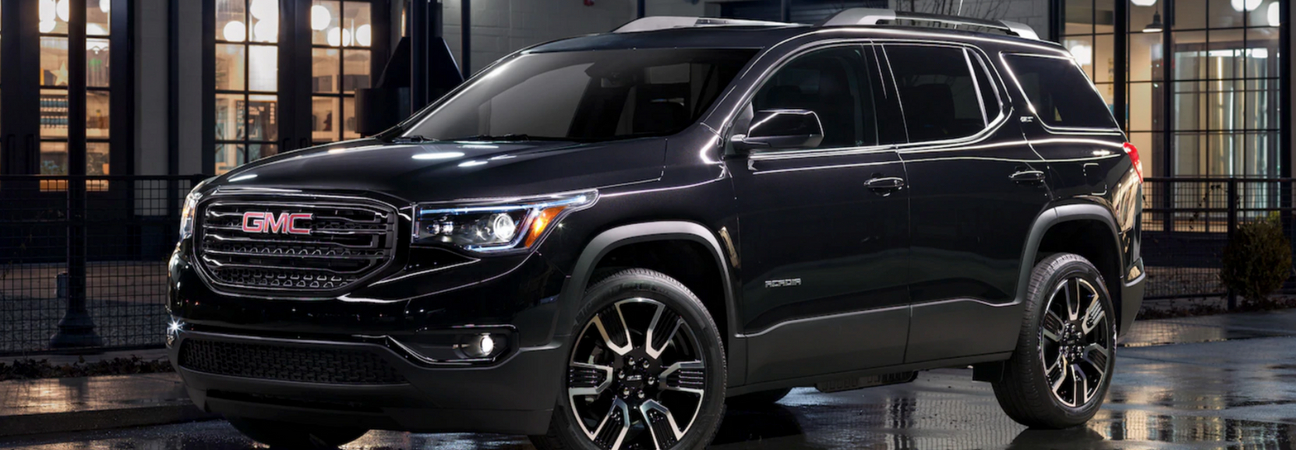 What You Need To Know About The 2019 Gmc Acadia