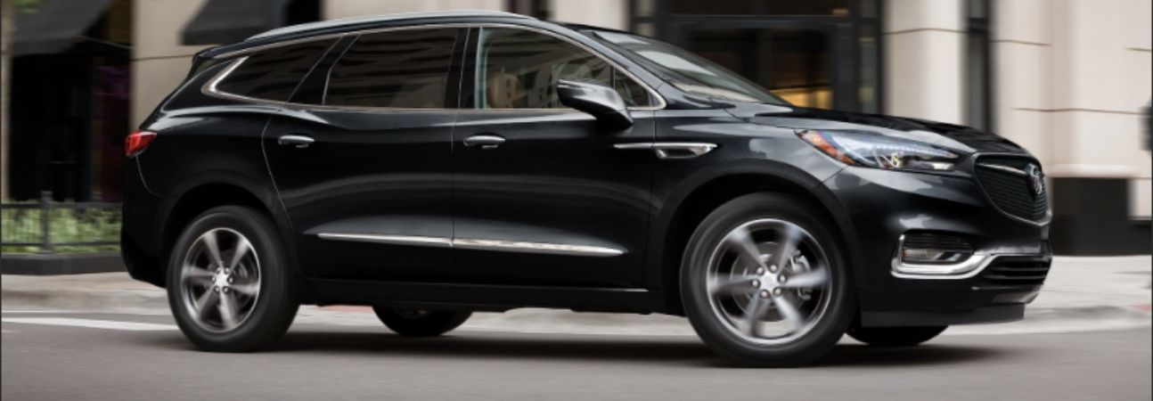 the 2020 buick enclave  a 7
