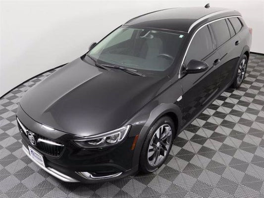 New 2018 Buick Regal Tourx For Sale Madison Wi Sun