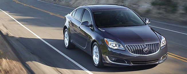 New 2017 Buick Regal For Madison Wi