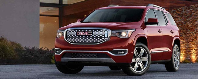 New 2017 Gmc Acadia For Sale Madison Wi Sun Prairie Price Mpg