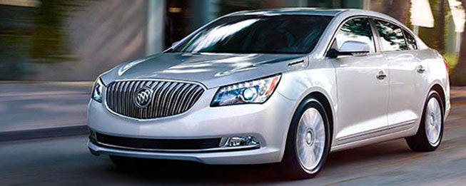 New 2016 Buick Lacrosse For Madison Wi