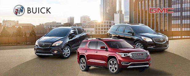 New Buick And Gmc Suvs For Sale Madison Wi Sun Prairie